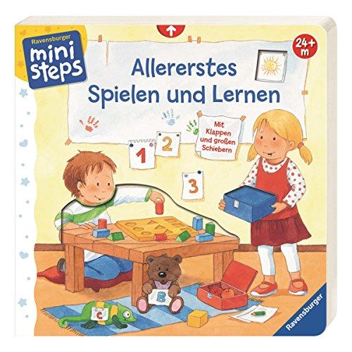 Ravensburger Lernbuch ministeps: Allererstes Spielen und Lernen