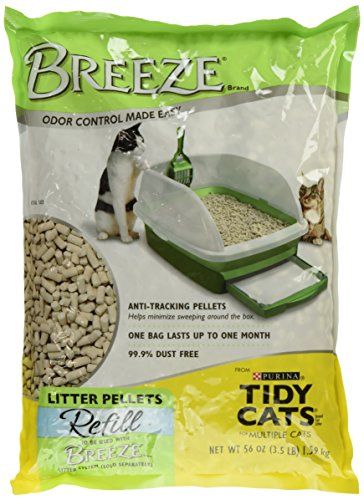 Purina Arena Tidy Cat Breeze Pellets, 3,5 LB