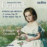 Edward Franck : String Quartets, Opp. 54 & 55