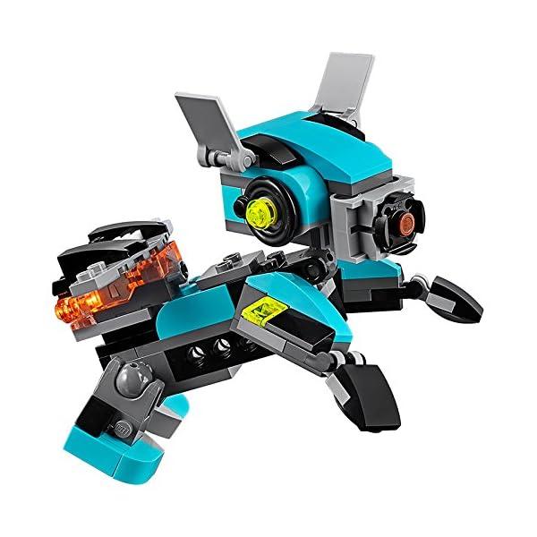 51hxuYi0MGL. SS600  - LEGO Creator - Robot Explorador (31062)