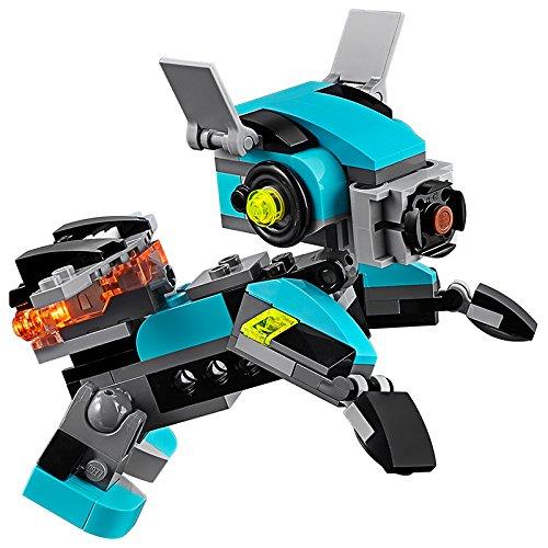 51hxuYi0MGL - LEGO Creator Robot Explorador (31062)