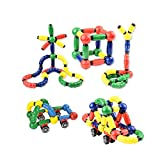 DYMAS Blocchi Magnetici Puzzle Illuminismo DIY bambini montaggio magnetico prima educazione giocattoli