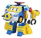 Robocar Poli - 83310 - Vehículo Convertible - Action Pack - Buceo - Azul