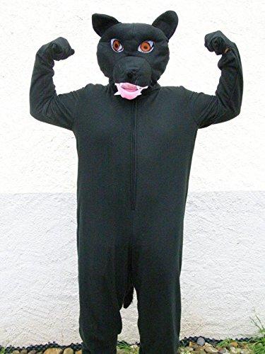 Gruppe Kostüm Katzen - Unbekannt Panther Kostüm Katze Kostüm Faschingskostüm