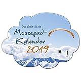 Der christliche Mousepad-Kalender 2019