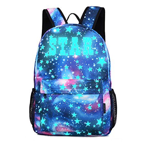 Zaino da scuola - feicuan zaino luminoso moda per ragazze grande rucksack lavoro zaini borsa backpack per uomo donna