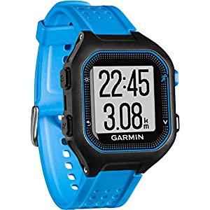 Garmin Forerunner 25 HRM Bundle GPS Running con Funzione Fitness Band, Smart Notifications e Live Tracking, Small, Bianco/Rosa 1 spesavip