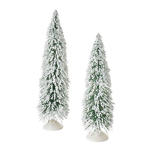 Department 56 Abteilung 56Zubehör für Dörfer Skinny Norwegen Pines Zubehör Figur, 30,5cm (Set von 2) -