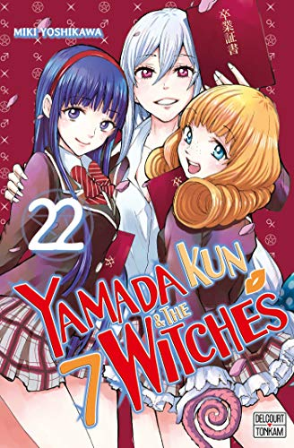 Yamada Kun & the 7 Witches Edition simple Tome 22