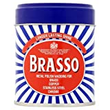 Best Brass Cleaners - Brasso Metal Polish Wadding 75gm - 048688 Review