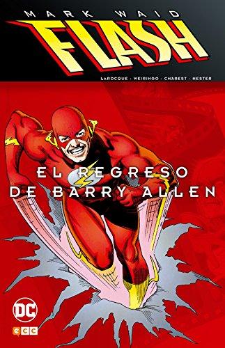 Flash de Mark Waid 2: El regreso de Barry Allen