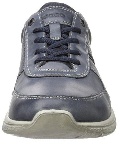 Ecco Herren Irving Sneakers Blau (2038marine)