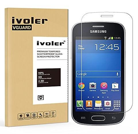 Samsung Galaxy Trend Lite Protection écran, iVoler® Film Protection d'écran