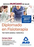 Diplomado en Fisioterapia del Servicio Murciano de Salud. Test parte general y específica