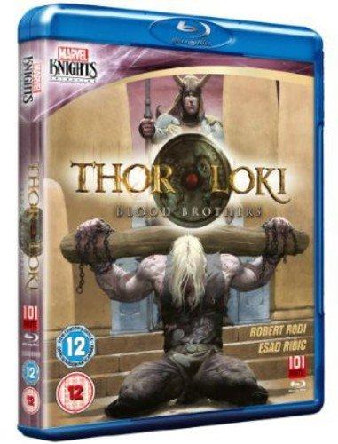 Thor And Loki: Blood Brothers [Reino Unido] [Blu-ray]