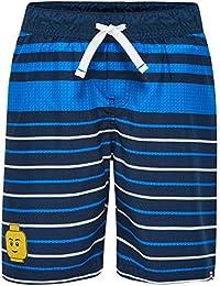 Lego Wear Boy Iconic Pilou 426-Swim, Short Garçon
