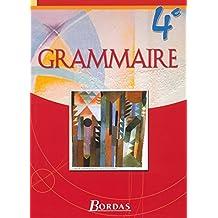 GRAMMAIRE BORDAS 4E MANUEL