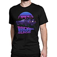 Back to the Oasis Ready Player One 80s T-Shirt