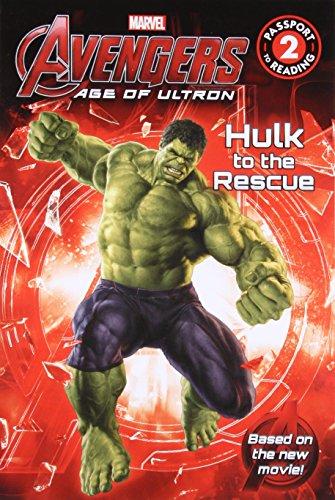 Marvel's Avengers: Age of Ultron: Hulk to the Rescue (Passport to Reading, Level 2: Marvel's Avengers: Age of Ultron) por Adam Davis