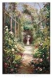 Haibin – Garteneingang Kunstdruck (60,96 x 91,44 cm)