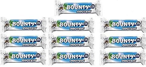 Bounty Verrou Protéines de Mars Protein Bar eiweißriegel Protéines Whey Protein Bodybuilding