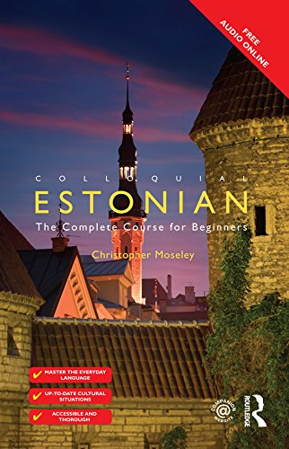Colloquial Estonian (English Edition)