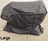 Large Deluxe Storage Cover for Larger Mobility Scooters Waterproof Rain Protection