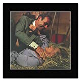 JAMES BOND - Famous Scene Goldfinger Matted Mini Poster - 29.2x30.2cm