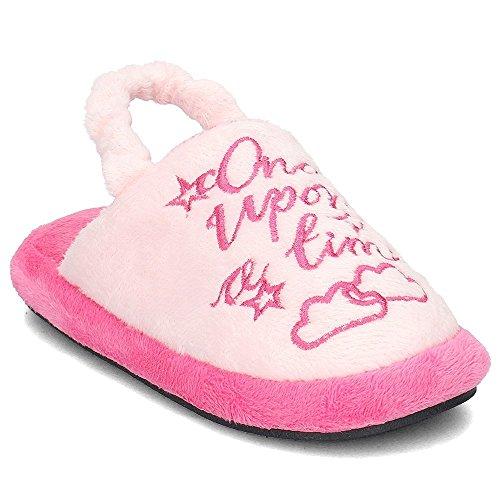 Zapatillas ni�as de estar por casa, color Rose , marca GIOSEPPO, modelo Zapatillas Ni�as De Estar Por Casa GIOSEPPO U TRACCIA Rose