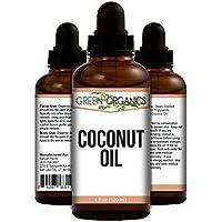 Aceite de cocoPuro aceite de coco – Ultimate cabello, rostro, y piel humectanteAceite de coco