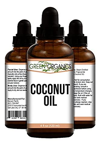 Pure Coconut Oil - Ultimate Hair, Face, and Skin Moisturizer