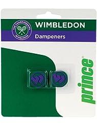 Prince Wimbledon Tennis Amortisseur de vibrations–Lot de 2