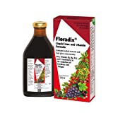 Floradix Floravital Iron Vitamin Formula Liquid, 500 ml