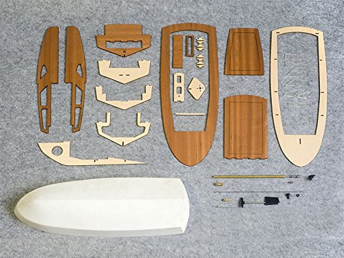 RC-Wood-Yacht-Woodines-Boat-Prince-William-Kit
