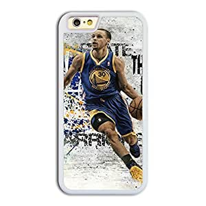 Hard shell For Iphone 6Plus 5.5Inch Case Cover case protective back cover with NBA Golden State Warriors No. 30 Stephen Curry #3