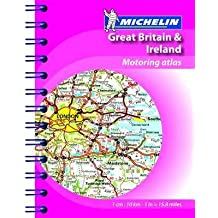 [Mini Atlas GB & Ireland] (By: Michelin Editions Des Voyages) [published: January, 2011]