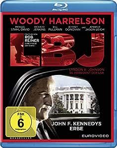 LBJ - John F. Kennedys Erbe [Blu-ray]