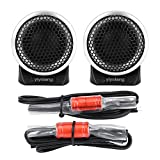 "Best tweeter auto - KIMISS 2Pcs 2""150W 1.65inch auto tweeter altoparlante stereo Review"