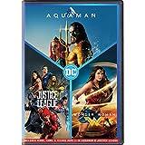 Warner Bros Man Dvds