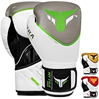 ... Boxing Gloves 10oz 12oz 14oz 16oz Boxing Gloves for Training Punching Sparring Punching Bag Boxing Bag Gloves Punch Bag Mitts Muay Thai Kickboxing MMA ...