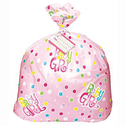 jumbo-plastic-pink-polka-dot-baby-shower-gift-bag