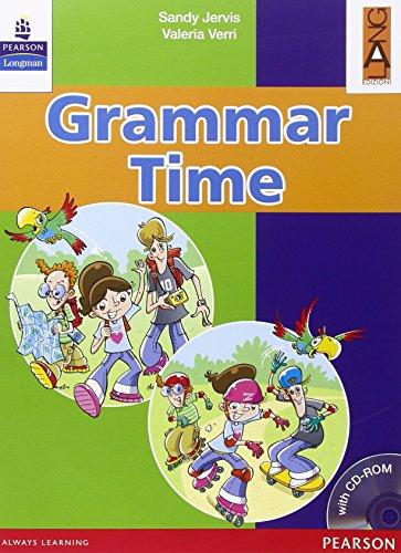 Grammar time. Con e-book. Con espansione online. Per la Scuola elementare