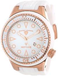 Swiss Legend Reloj Neptune SL-21818D-RG-02-WHT
