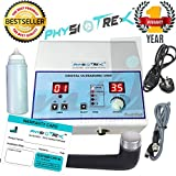Physiotrex Physio Solutions White Electro Therapy Physiotherapy Equipments Digital Ultrasound/Ultrasonic Therapy Machine Mini