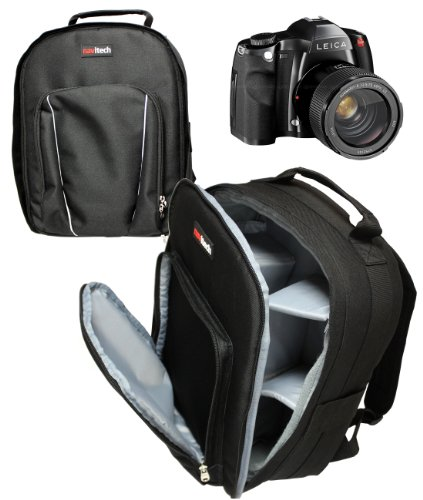 Navitech Zaino Unisex per FotocameraCanon EOS 1200D / Canon EOS 70D / Canon PowerShot SX50 HS / Canon PowerShot SX510 HS