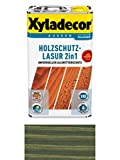 Xyladecor Holzschutzlasur 206 tannengrün 2,5 Liter