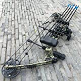 Best Compound Bows - Jomax JH9121 Shooting Hunting Compound Bow Review