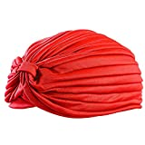 Turban Rouge - CoverYourHair