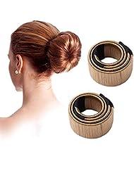 Suchergebnis Auf Amazonde Für Dutt Haargummi Knotenringe