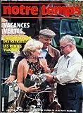 Telecharger Livres NOTRE TEMPS MAGAZINE No 144 du 01 07 1981 VACANCES VERTES L AUGMENTATION DES RETRAITES LES RENTES VIAGERES (PDF,EPUB,MOBI) gratuits en Francaise